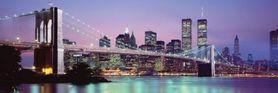 NEW YORK SKYLINE plakat 158x53cm