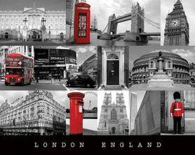 LONDON plakat 50x40cm