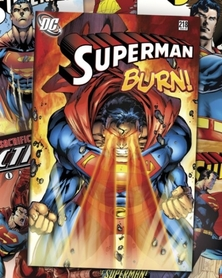 SUPERMAN plakat 40x50cm
