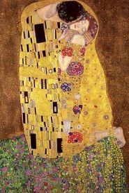 GUSTAV KLIMT - KISS plakat 61x91cm