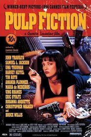 PULP FICTION plakat 61x91cm
