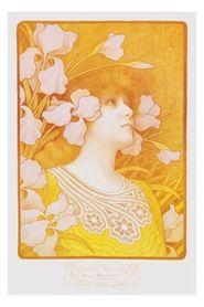SARAH BERNHARDT plakat 61x91cm