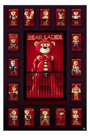 BAD BEARS plakat 61x91cm