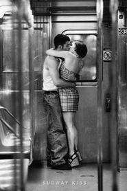 SUBWAY KISS plakat 61x91cm