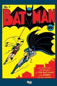 BATMAN NO 1 plakat 61x91cm