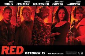 RED CAST plakat 91x61cm