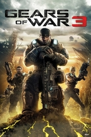 GEARS OF WAR 3 plakat 61x91cm