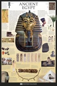 EGIPT FARAONÓW (ANG) plakat 61x91cm