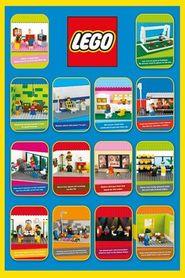 LEGO plakat 61x91cm