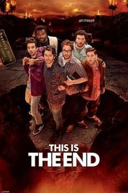 THIS IS THE END plakat 61x91cm