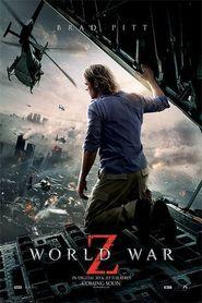 WORLD WAR Z plakat 61x91cm