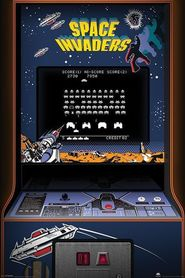 SPACE INVADERS plakat 61x91cm