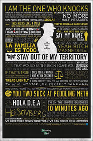BREAKING BAD plakat 61x91cm