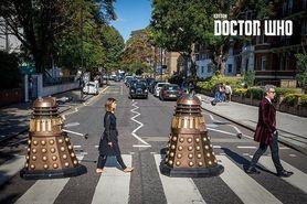 DOCTOR WHO plakat 91x61cm
