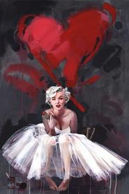 MARYLIN MONROE plakat 61x91cm