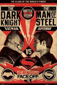 BATMAN V SUPERMAN plakat 61x91cm