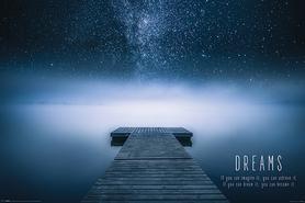 MARZENIA DREAMS plakat 91x61cm