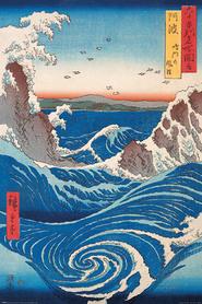 HIROSHIGE plakat 61x91cm