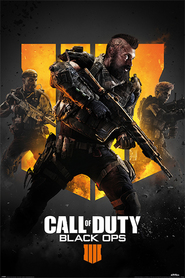 CALL OF DUTY BLACK OPS 5 plakat 61x91cm