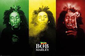 BOB MARLEY plakat 91x61cm