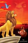 KRÓL LEW THE LION KING plakat 61x91cm (1)