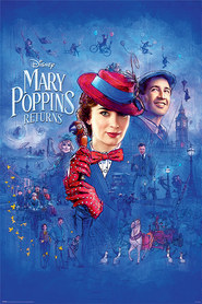 MARY POPPINS plakat 61x91cm