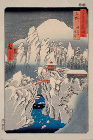 HOKUSAI plakat 61x91cm