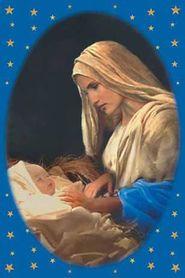 MADONNA AND CHILD plakat 61x91cm