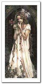Angel de la Guarda plakat obraz 50x100cm