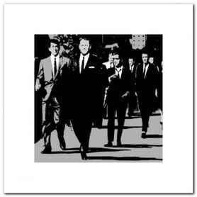 The Rat Pack plakat obraz 40x40cm