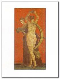 Donna Flagellata plakat obraz 30x40cm