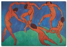 La Danse plakat obraz 98x68cm