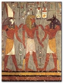 Ramses plakat obraz 60x80cm