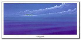 Atollo 1 plakat obraz 138x69cm