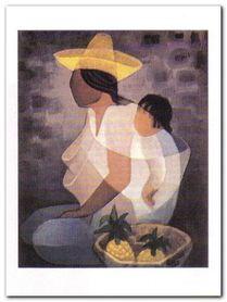 Les Ananas plakat obraz 60x80cm