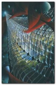 Ark II plakat obraz 40x60cm