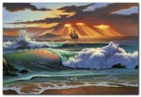 Fantasies plakat obraz 65x45cm