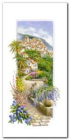 Ramantuelle I plakat obraz 35x70cm