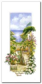 Ramantuelle II plakat obraz 35x70cm