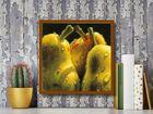 Pears plakat obraz 50x50cm (3)