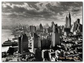 ManhattanNew York plakat obraz 80x60cm
