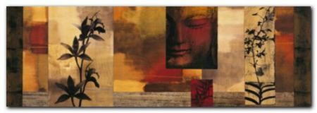 Dharma II plakat obraz 80x30cm (1)
