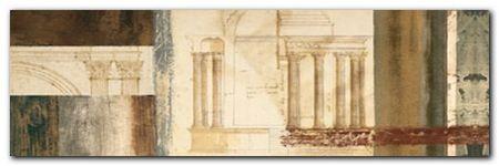 PALLADIO plakat obraz 95x33cm (1)