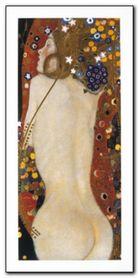 Sea Serpents IV plakat obraz 50x100cm