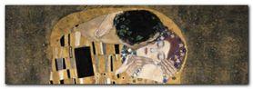 Il Bacio (Detail) plakat obraz 138x48cm