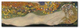 Sea Serpents III plakat obraz 80x30cm
