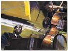 Trio plakat obraz 80x60cm (1)