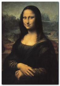 Monna Lisa plakat obraz 95x138cm