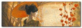 Deep Tranquility plakat obraz 138x48cm