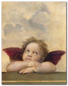 Angelo plakat obraz 40x50cm